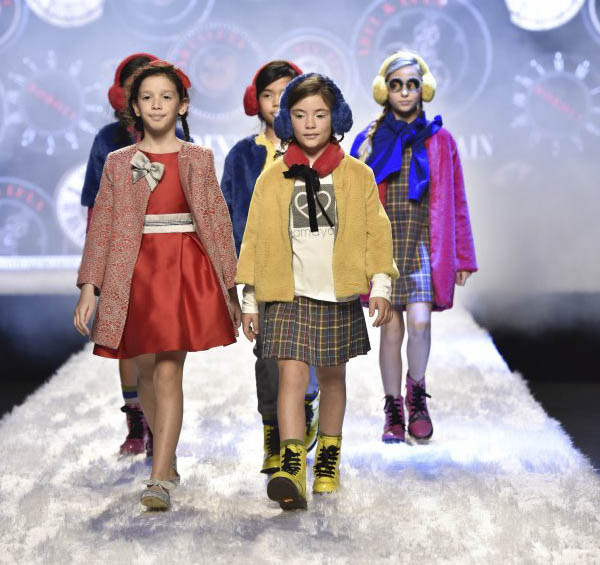 Le 10 tendenze moda bambini